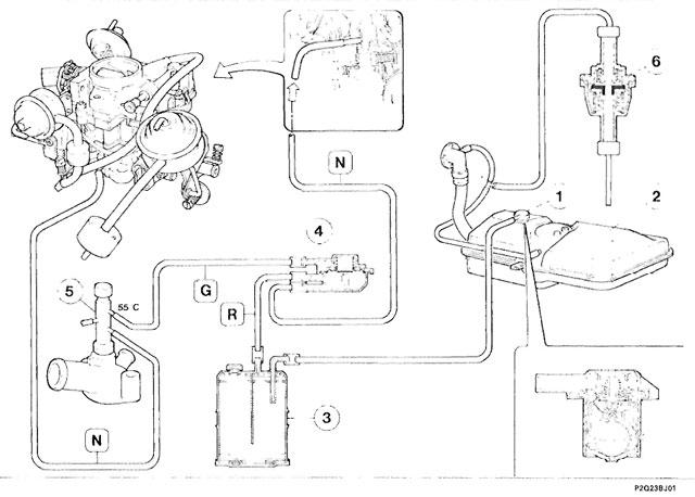 Schemi Elettrici Auto Fiat : Leggi argomento schemi da manuale d officina fiat